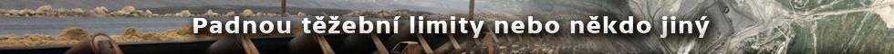 Padnou těžební limity nebo někdo jiný