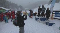 Ve Špindlerově Mlýně děti oslavily Světový den sněhu