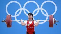 Trojice kazašských vzpěraček přišla o zlaté medaile z Londýna