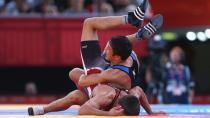 Uzbecký zápasník Tigijev přijde kvůli dopingu o olympijský bronz