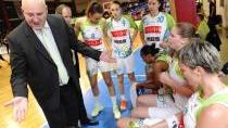 Brněnské basketbalistky porazily Nymburk a dotáhly se na třetí příčku