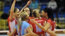Volejbalistky Prostějova zakončily základní část bez ztráty bodu