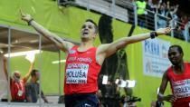 Holuša vybojoval druhé české zlato, štafeta čtvrtkařů má bronz