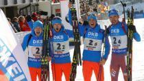 Šéf biatlonové unie: Rusy bych na olympiádě viděl rád
