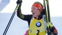 Biatlonová mašina Dahlmeierová zvažuje neúčast na olympiádě v Koreji