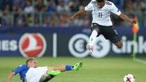 Italské vítězství vyhovuje i Němcům, oba týmy postupují do semifinále