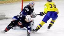 Švédské tornádo řádilo v Kodani. Sen USA o finále rozcupovalo během tří minut