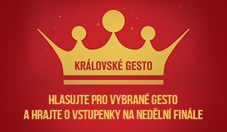 Královské gesto