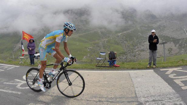Kreuziger poprvé vybojoval etapové vítězství na Giru