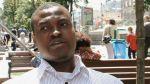 Victor Chiklu, student z Nigérie