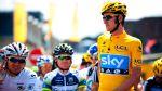 Bradley Wiggins na Tour de France
