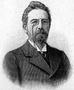 Ruský spisovatel a dramatik Anton Pavlovič Čechov