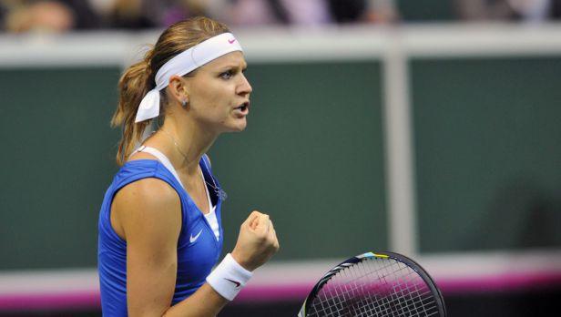 Šafářová chce do první patnáctky a věří: Máme na třetí Fed Cup