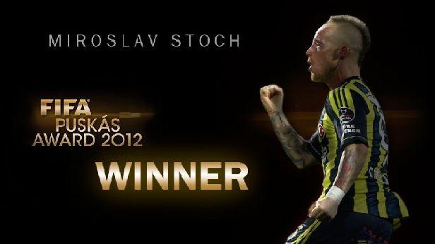 Nejlepší gól roku podle Slováka Stocha: Je to jako sen