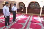 Interiér brněnské mešity