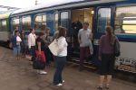 Vlaková výluka postihla tisíce lidí
