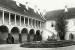 Takto vypadal zámek ve 30. letech minulého století