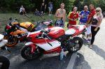 Fanoušci motocyklů dorazili do Brna