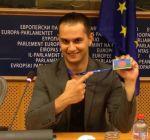 Roman Krok v europarlamentu