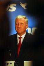 Předseda ODS Mirek Topolánek (2009)