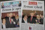 Lidové noviny a MF Dnes