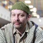 Bezdomovecký moderátor Petr Bláha