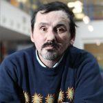 Bezdomovecký moderátor Jan Verteleckyj