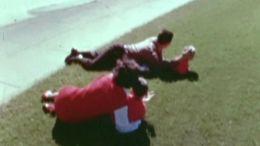 Newmanovi těsně po atentátu na JFK
