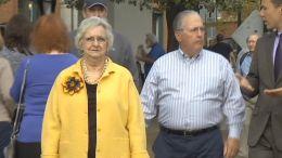 Manželé Newmanovi byli během atentátu těsně u Kenn…
