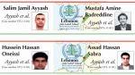 Muži obvinění z atentátu na Rafíka Harírího