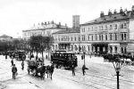 Brněnské nádraží 1901