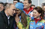 Putin navštívil olympijskou vesnici