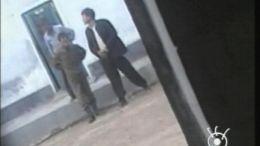 Záběry ze severokorejského pracovního tábora