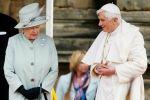 ALžběta II. a papež Benedikt XVI.