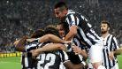 Juventus premi�ru pod Allegrim zvl�dl, vyhr�l i AS ��m