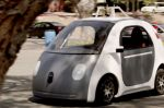 """""""Bezpilotní"""" Google-auto"""