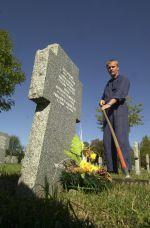 Hřbitov německých vojáků v Brně
