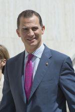Španělský král Felipe VI.