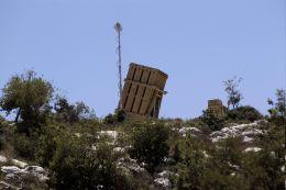 Protiraketový systém Iron Dome