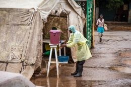 Epidemie eboly