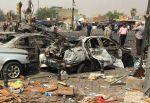 Bombový atentát v Bagdádu