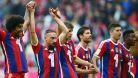 Bayern u�al neporazitelnost nov��ka z Paderbornu a jde do �ela