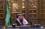 Nový saúdský král Salmán při prvním televizním pro…