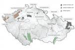 Uhelná ložiska v ČR