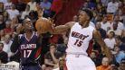 Atlanta porazila Miami i bez t�� basketbalist� sv� z�kladn� p�tky