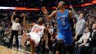 Westbrook znovu ��dil, na Chicago v�ak nesta�ilo ani jeho 43 bod�