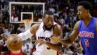 Wade nas�zel Detroitu 40 bod�, Oklahoma udolala Phoenix