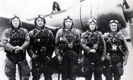 Při bojích o Okinawu zemřelo na 1500 pilotů kamika…