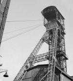 Těžní věž Dolu Hlubina 1951