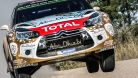 Brit Meeke zvýšil v Portugalské rallye náskok na Ogiera